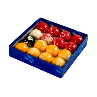 2-POOL-MATRIX-CASINO-BALLS---MARBLE