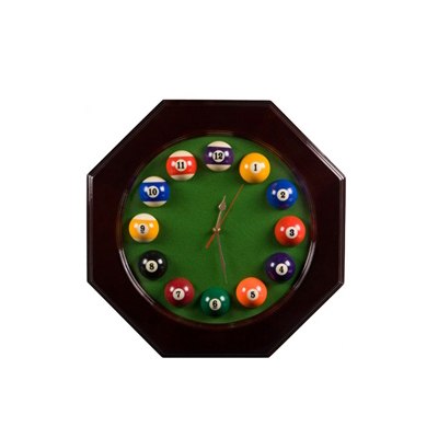 Large-8-Ball-Clock---Wood-(Octagonal)