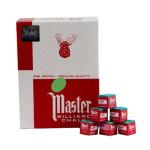 Master-Billiard-Chalk-Box-of-144---Green