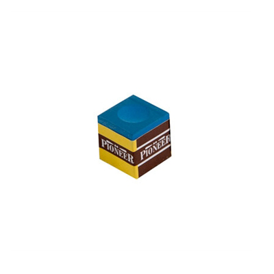 Pioneer-Billiard-Chalk-(1-piece)---Blue