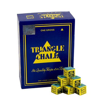 Triangle-Chalk-(Box-of-144)---Green